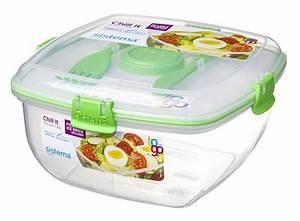 Salatbox To Go : sistema k hl salat box besteck salatbox to go salatbeh lter mit k hlelement neu ebay ~ A.2002-acura-tl-radio.info Haus und Dekorationen