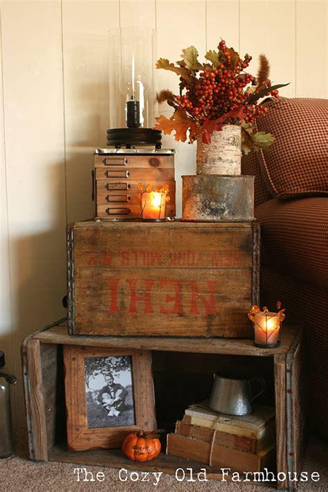 party junk  funky fall decoratingfunky junk interiors