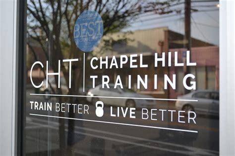 chapel hill training read reviews  book classes