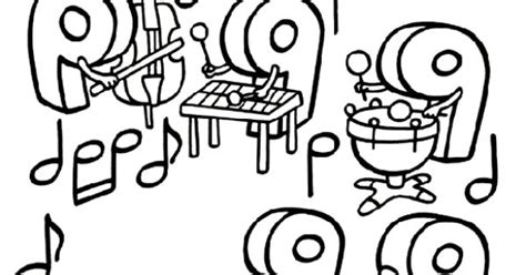 Great Accompaniment Coloring Page For A Beethoven
