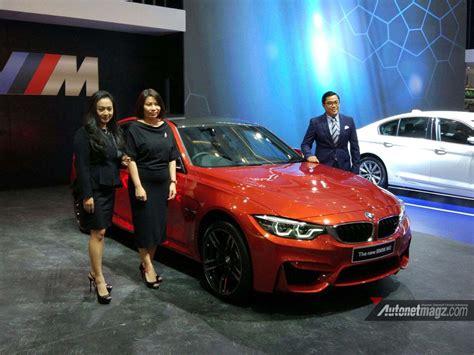 Gambar Mobil Gambar Mobilbmw M4 Coupe m4 coupe giias autonetmagz review mobil dan motor
