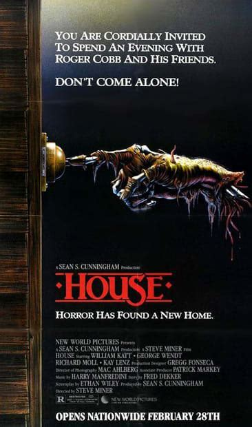 house gallery   sickest horror  posters