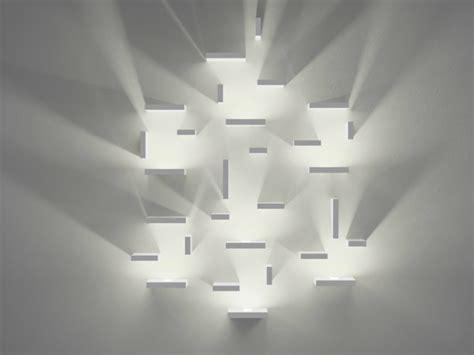unique wall lighting fixtures   leave  wall