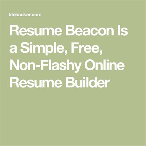 Completely Free Resume Creator by 25 Best Ideas About Free Resume Builder On