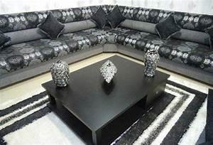 modeles de salon tapissier marocain decor salon marocain With tapis oriental avec magasin d usine canapé