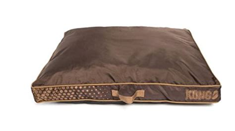 kong chew resistant heavy duty pillow bed review mini