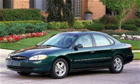 ford taurus transmission problems