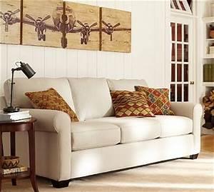 buchanan sofa pottery barn traditional living room With buchanan couch pottery barn