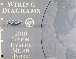 2011 Mercury Milan Wiring Diagram