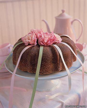 charm cake martha stewart weddings