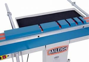 Baileigh BB-4816M Magnetic Box Pan Brake