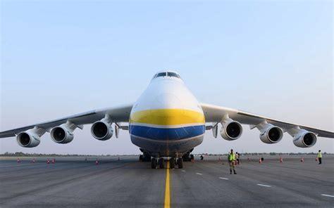 Bid On Flights by Exploring The World S Airplane The Antonov 225