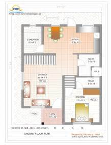 duplex house plan and elevation 1770 sq ft home design