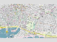 MAP OF BARCELONA Zannas Cole