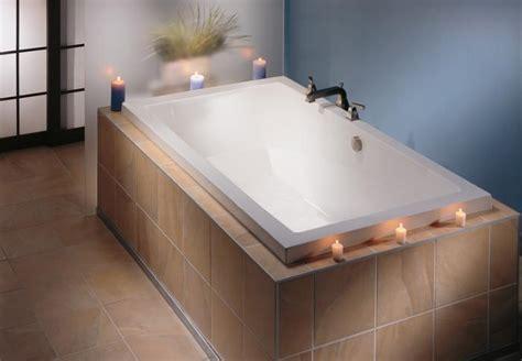 drop in bathtub oceania nature 24 rectangular drop in bathtub