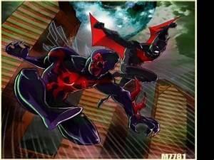 Marvel VS DC Match Three: Batman Beyond VS Spider Man 2099 ...