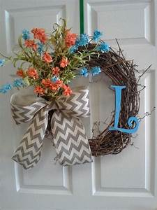 Decoration : Grapevine Wreath Ideas for Christmas