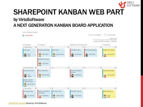 Office 365 Kanban by Sharepoint Kanban Board For Sharepoint 2013 And Office 365
