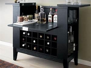 cheap black liquor cabinet ikea small bar
