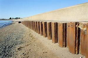 Steel Sheet Piling Installation, TX | Bulkheads, Seawalls ...