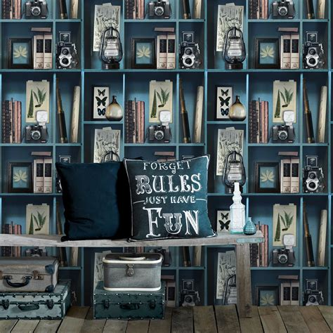 facade cuisine leroy merlin papier peint intissé cabinet de curiosite bleu leroy merlin
