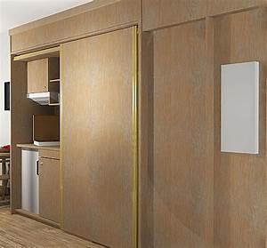 Armoire D Appoint : armoire kitchenette sienne meuble d 39 appoint meuble ~ Teatrodelosmanantiales.com Idées de Décoration