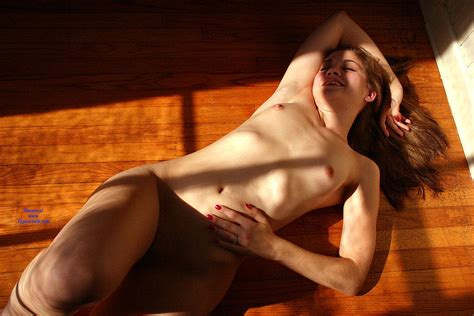 Naked On Hardwood Floor January Voyeur Web Hall
