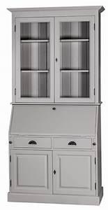 Bibliothèque En Pin Brut : meubles en pin brut vaisselier 2 portes en pin brut ~ Edinachiropracticcenter.com Idées de Décoration