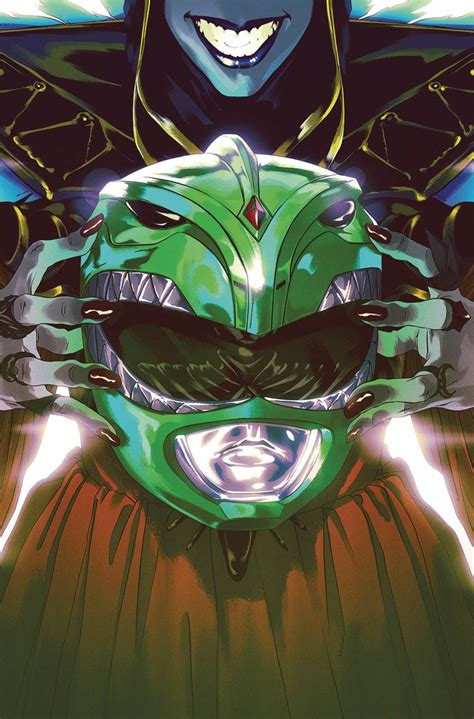 Mighty Morphin Power Rangers (BOOM Studios) #51 Cover B ...