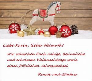 Weihnachtsgrüße Text An Chef : weihnachtsw nsche an freunde bilder19 ~ Haus.voiturepedia.club Haus und Dekorationen