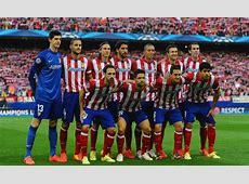 La Liga 201415 Atletico Madrid favourites to retain