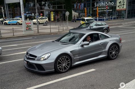 mercedes benz sl  amg black series  january  autogespot