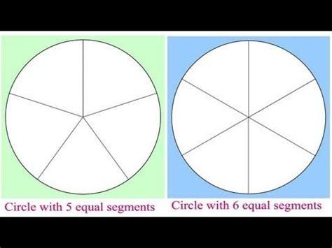 divide  circle  equal segments  photoshop cs