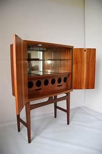 Teak Cocktail Cabinet