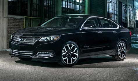 Chevrolet Rolls Out Impala Midnight