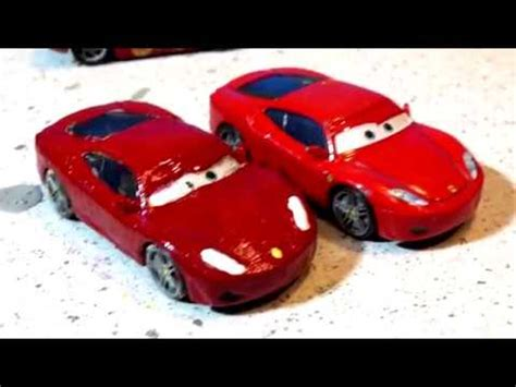 According to john lasseter, more research went into cars than any other project at pixar to date. Pixar Cars Michael Schumacher Custom Red Ferrari - YouTube