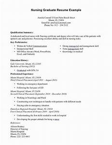 New Grad Nursing Cover Letter Nurse Cv Resume Templates Save The Pin In Your