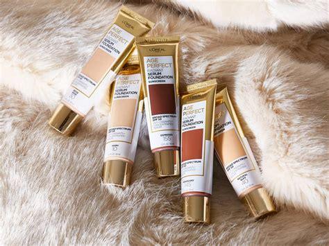 loreal paris age perfect radiant serum foundation review makeupcom