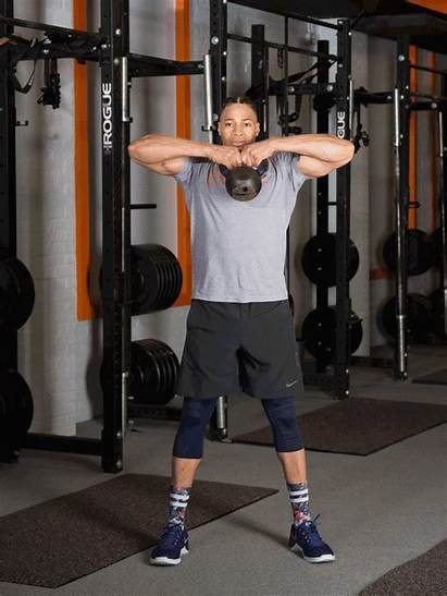 Sumo Kettlebell Deadlift Pull Workout Total Exercises