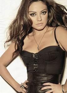 Top Model Bugil Mila Kunis Hot Sexy Hmmmm