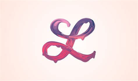 Create A Painted Letter Logo With Gimp