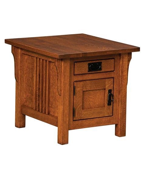 camden end table amish direct furniture