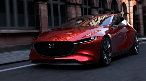 Mazda 2019 Concept by 2019 Mazda Concept Wallpapers Hd Wallpapers Id 21926