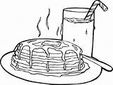 Coloring Pages Pancake Realistic Pancakes Drawing Printable Children Getcolorings Shopkin Grocery Colorings Getdrawings Rocks Autumn Fall sketch template