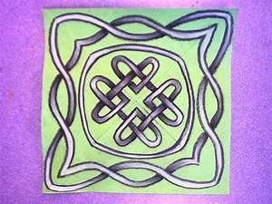 Artopotamus: Finished Celtic Knots