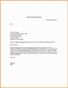 letter of commitment template image collections template With sciencedirect latex template
