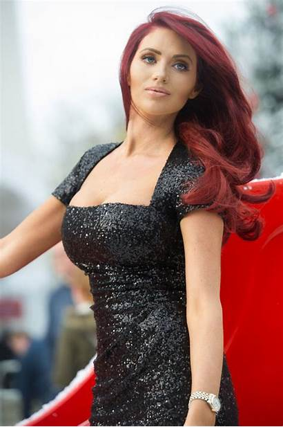 Amy Childs Christmas Ideal London Opening Hawtcelebs