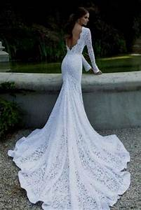 lace mermaid wedding dress open back naf dresses With open back mermaid wedding dresses