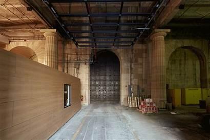 Museum Philadelphia Frank Gehry Inside North Renovation