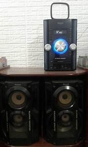 Equipo Sonido Panasonic Modelo  U3010 Ofertas Julio  U3011